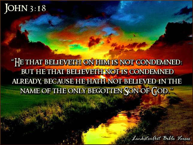 John 3-18