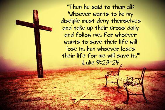 Luke 9_23-24