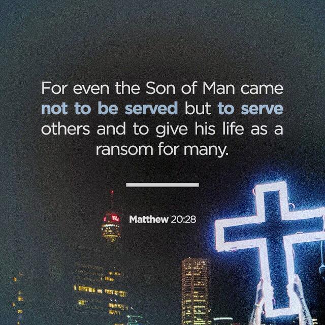 Matthew 20_28