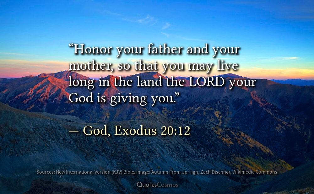 Exodus 20_12