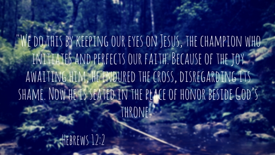 Hebrews 12-2