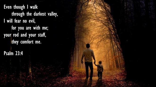 Psalm 23-4