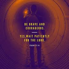 Psalm 27+14