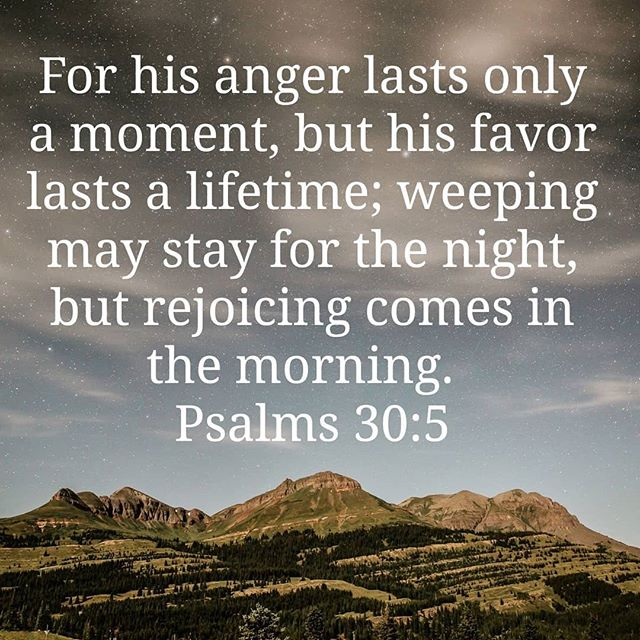 Psalm 30+5
