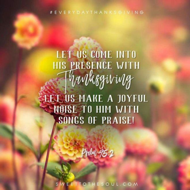 Psalm 95+2