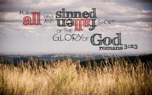 Romans 3-23