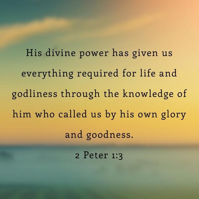 2 Peter 1-3