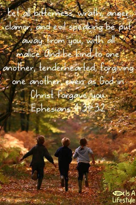 Ephesians 4-31_32