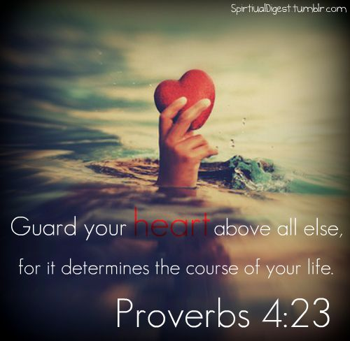 Proverbs 4-23