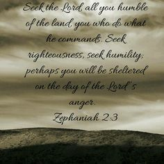 Zephaniah 2-3