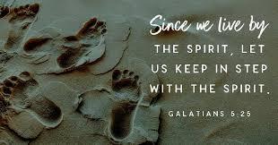 Galatians 5-25