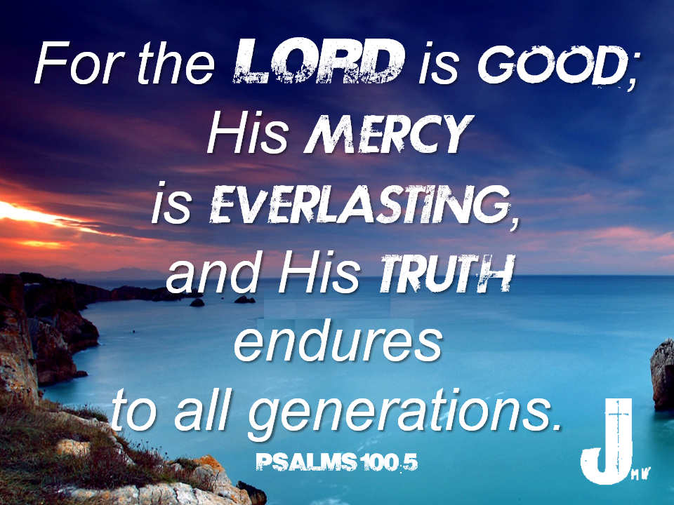 Psalm 100+5